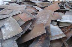 Тонколистовой стальной лом