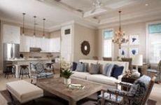 Сочетание гостиной и столовой - как обустроить этот интерьер